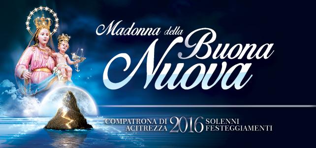 Madonna della Buona Nuova 2016 - Acitrezza