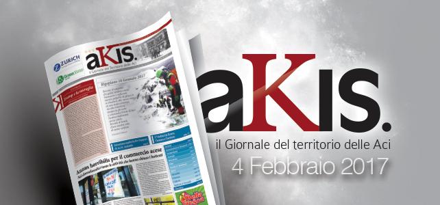 Akis – N. 2 del 4 febbraio 2017