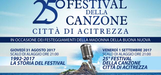 25° Festival della Canzone | Acitrezza